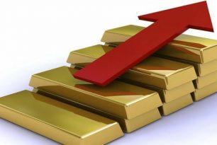 Повышение цены на золото